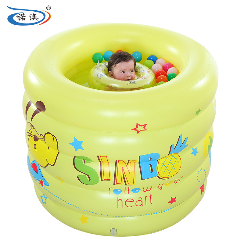 [Free shipping] 2015 New newborn Thickening keep warm Baby swimming pool children play game christmas birthday gifts wholesale<br><br>Aliexpress