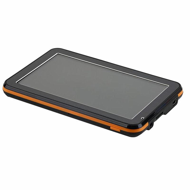 "Hot-sale 5"" Touch Screen Car GPS Navigator CPU800M 128M/4GB+FM Transmitter+Free latest maps(China (Mainland))"