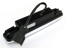 30sets/lot 5w Waterproof  high power led daytime Running Fog Light Kit DRL car day light auto 5W 5x1w three wire China wholesale(China (Mainland))