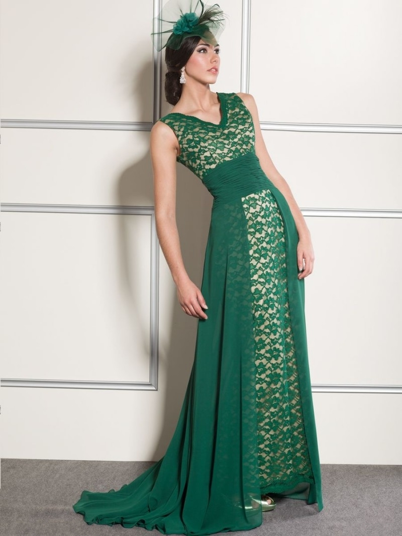 Online buy wholesale wedding guest emerald green dresses for Emerald green dress wedding guest