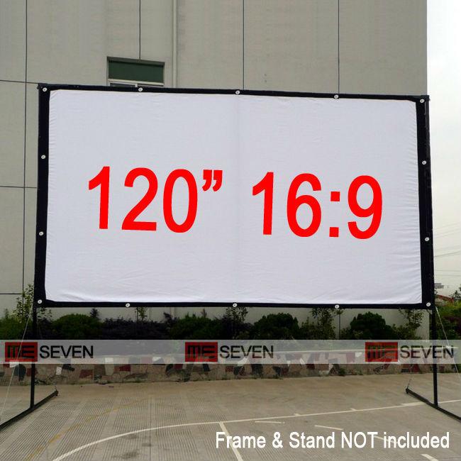 Проекционные экраны из Китая