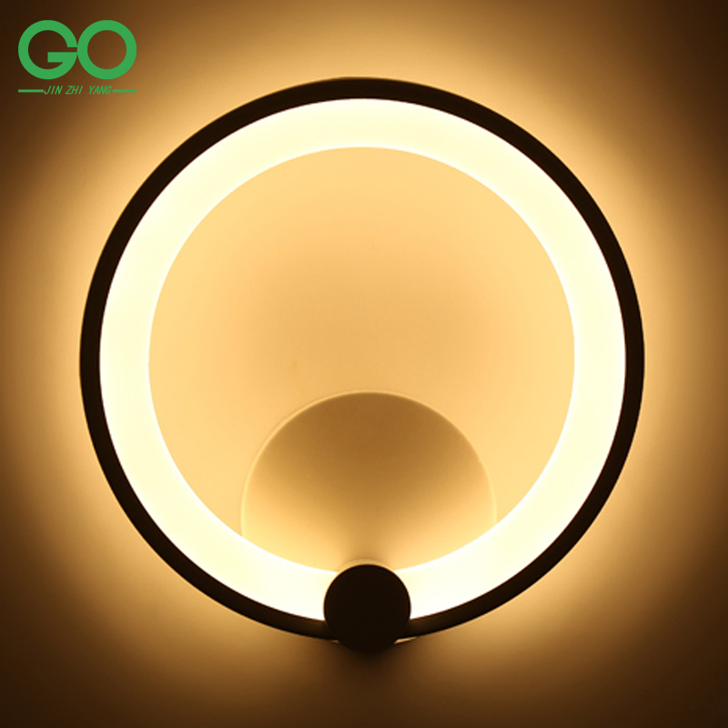 Led Wall Lights 12w 16w Living Room Bedroom Ceiling Lamps Led Indoor Wall Lamp Modern Home