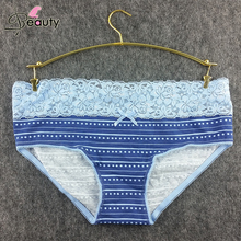 24 Styles Available Cotton Panty Underwear For Women Seamless Panties Lace Briefs Lingerie UK Size S / M / L / XL / XXL(China (Mainland))