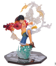 Buy 20cm One Piece Monkey D Luffy Battle Ver. Figuarts Zero Boxed PVC Action Figure Collection Model Toy Gift T3349 for $10.75 in AliExpress store