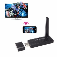 Miracast Wifi Display Dongle Receiver 1080P HDMI Wireless IPUSH AirPlay DLNA(China (Mainland))