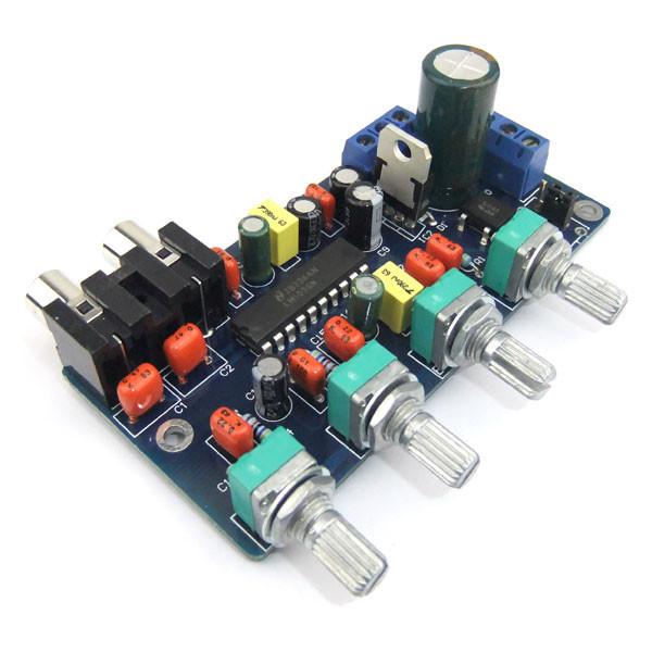 LM1036n AC 10 ~ 12 В или