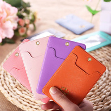 Buy YIYOHI Candy Colors Unisex Shaped Named Card Holder Employee Identity Badge Lanyard Card Holder Bus ID IC Card Holders for $1.66 in AliExpress store