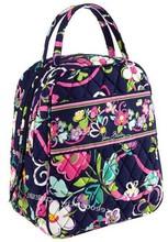 VB 22 color American flower cloth hand bag fresh bag Lunch Bunch(China (Mainland))