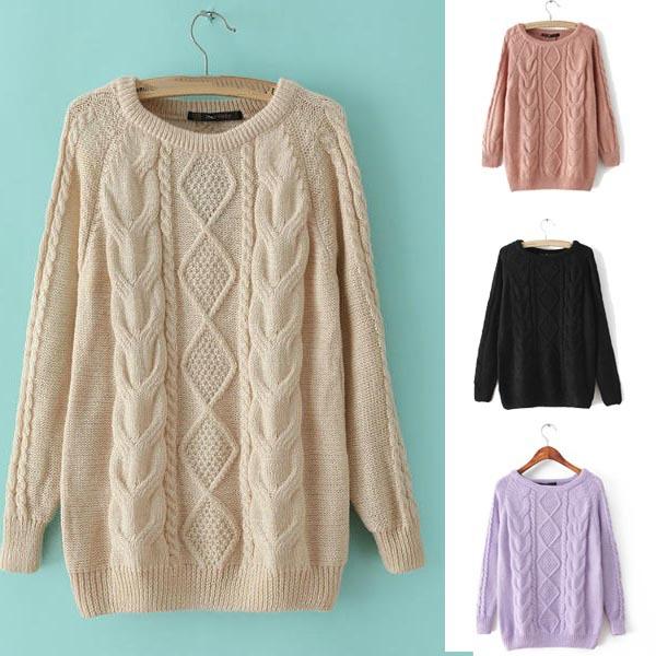 Hot sale sueter feminino jumper women blouse blusas femininas women's sweater fashion women woman winter clothes(China (Mainland))