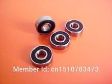 Free shipping!The 3D printer reprap rubber Sealed Miniature Mini Bearing 60810pcs