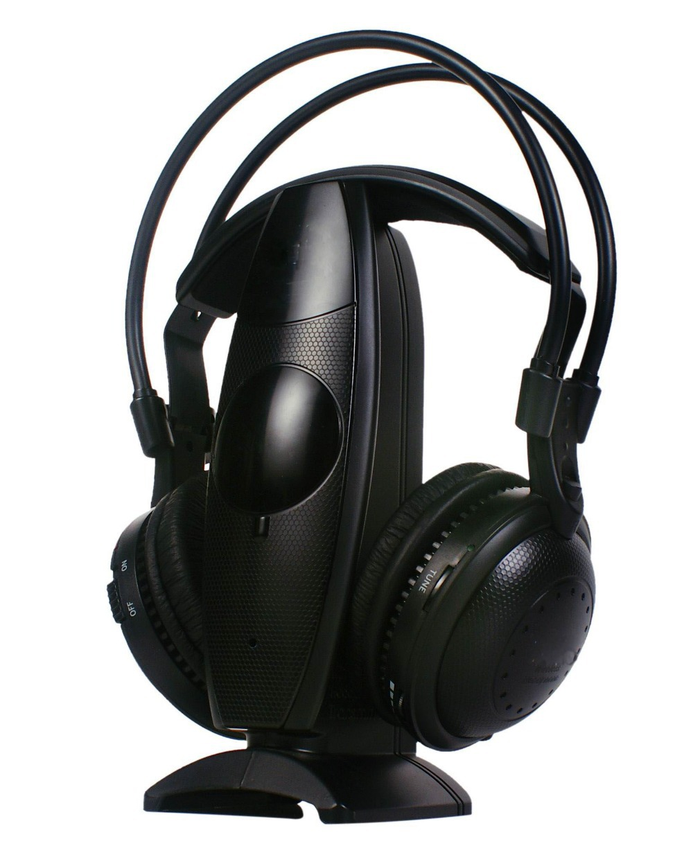free shipping cheapest high-end quality wireless silent disco headphone party dj earphones TV DVD CD PC wireless headset(China (Mainland))