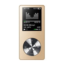 New Metal Mini Lossless Mp3 Player with High Quality Sound out Speaker Support FM Radio txt E-books Record Mcro card 128GB Max(China (Mainland))