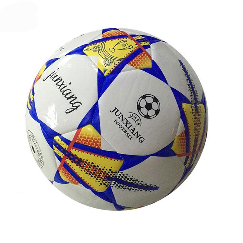 2016 Brand New Soccer Ball France European Cup Official Match Ball Champions League Standard PU Anti-slip Balones De Futbol(China (Mainland))