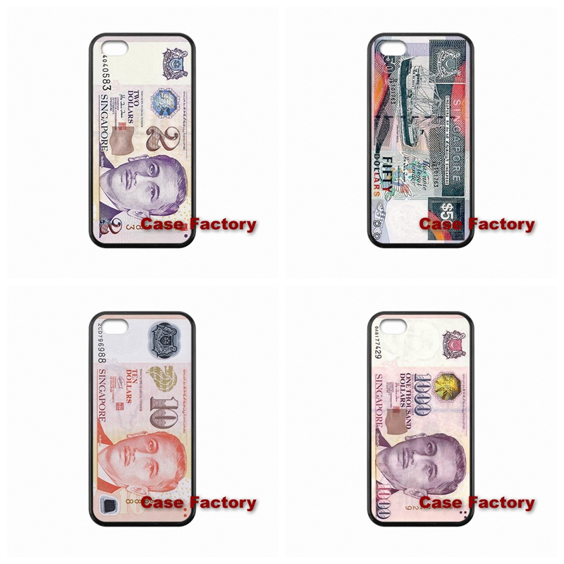 For HTC One M8 M9 Mini M4 Desire 816 LG G2 G3 G4 L70 L90 Nexus 4 Nexus 5 Singapore Dollar Currency Money Phone Cover Caes(China (Mainland))