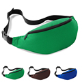 Premium 3 Colors Sports Waist Bag Unisex Travel Running Waist Bag Handy Hiking Sport Fanny Pack