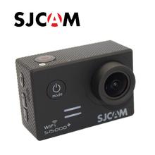 Free Shipping!!Original SJCAM SJ5000+ WiFi Ambarella A7 Waterproof Camera 1080P HD 60FPS Sport Action Camera