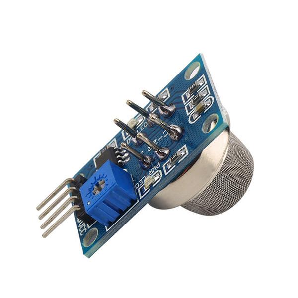 Гаджет  1pc MQ-2 MQ2 Smoke Gas LPG Butane Hydrogen Gas Sensor Detector Module None Электронные компоненты и материалы