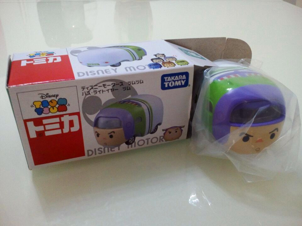 Tomica Q version Buzz Lightyear alloy car toys kid's toys Disnep motor Japanese anime character(China (Mainland))
