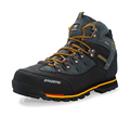 Men Hiking Shoes Waterproof leather Shoes Climbing Fishing Shoes New popular Outdoor shoes