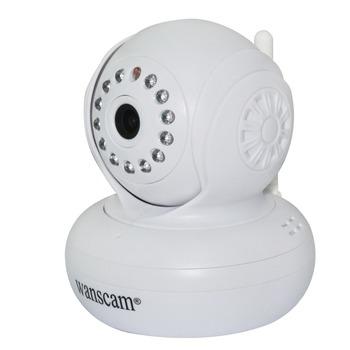 720P HD 1.0 MP TF SD Card IR Cut Indoor ONVIF Security IP Internet Camera Dual Audio Wireless Webcam Pan Tilt Baby Monitor P2P