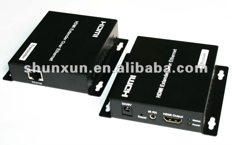 single UTP Cat5e/6 cable IR Control function with 3 layers of ethernet switches(China (Mainland))