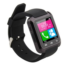 1.54 inch Anti-lost LCD touch screen bluetooth U80 Smart Wrist Watch Bluetooth Phone Mate Android iPhone IOS HTC Samsung LG - Soonhua Co.,Ltd store