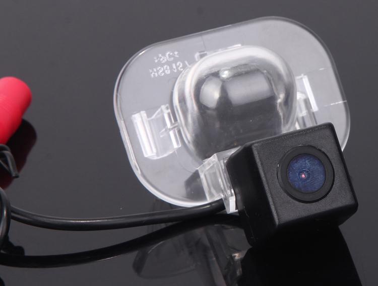 CCD Car Reverse Camera for Hyundai Verna Solaris Sedan KIA Forte Backup Rear View Reversing Parking Kit 601(China (Mainland))