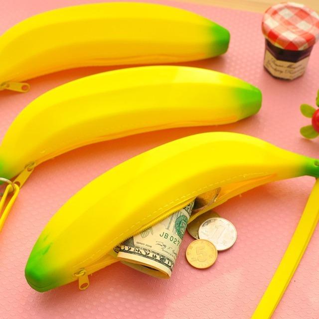 Банан-кошелек. Забавный гаджет
