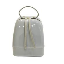 Woman bag New 2016 brand fashin new jelly bag backpack female Korean Mini Backpack cute beach bag all-match transparent bag(China (Mainland))