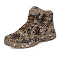Winter Tactical Men Boots Camouflage Warm Cotton Army Shoes Sport Outdoor Trainer Footwear Mens Military Boots