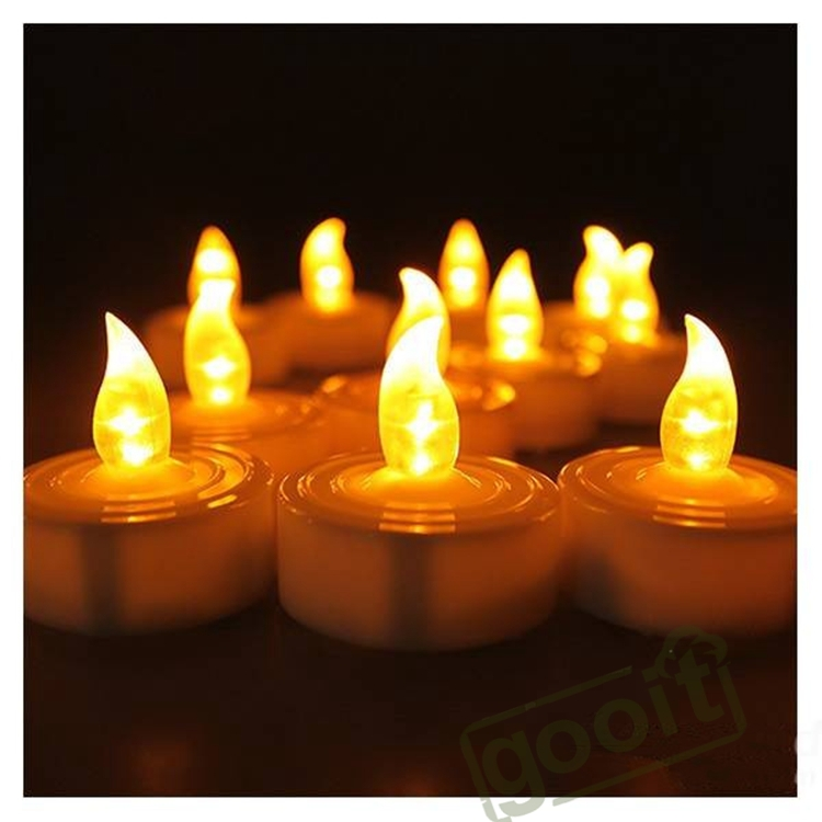 candle flameless candles bulk halloween electronic led candle light. Black Bedroom Furniture Sets. Home Design Ideas