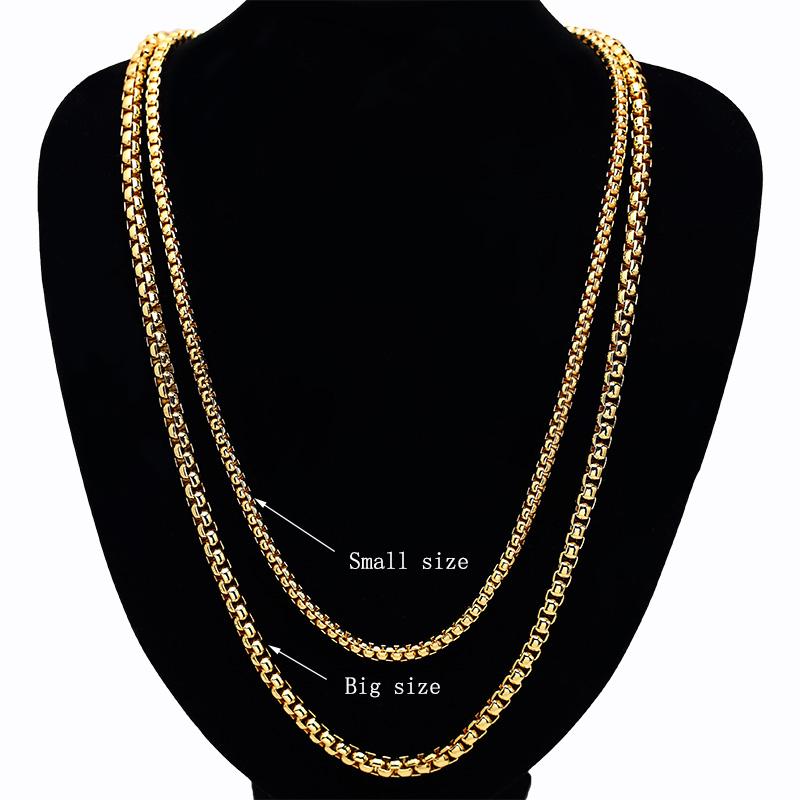 Aliexpress.com Comprar Hiphop moda elegante collar de la declaración oro para mujeres hombres cadena linda collane e ciondoli collar fox tail para unisex