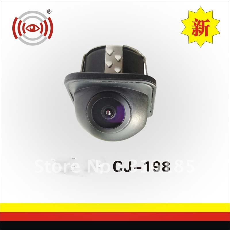 Factory Promotion Best quality CCD Auto Backup Camera HD Universal Waterproof Car Rear View Camera Free Shipping(China (Mainland))