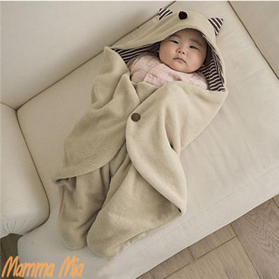 Hot Sale Footmuff Baby Clothes Blanket Infant Hoodie Swaddle Swaddling Sleeping Bag Cart Stroller Sack Newborn Sleepsacks DIS570(China (Mainland))