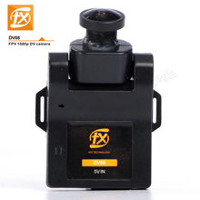 Free shipping!FX DV08 Built-in 280mah Battery HD 1080p 720P Video Recorder Camera For FPV Race
