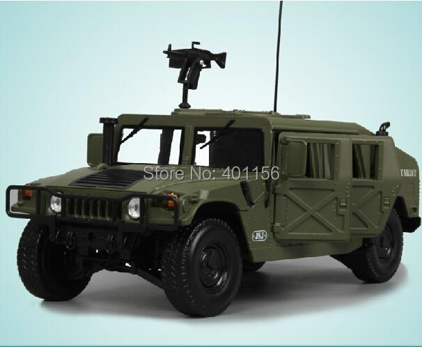 1:18 KAIDIWEI Hummvee Battlefield Military vehicle Toy(China (Mainland))