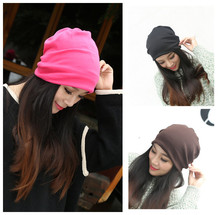 Winter Hats For Women Casual Hat Beanies Cap and Infinity Scarf Lady Fashion Cashmere Hat Thicken Skullies&Beanies(China (Mainland))