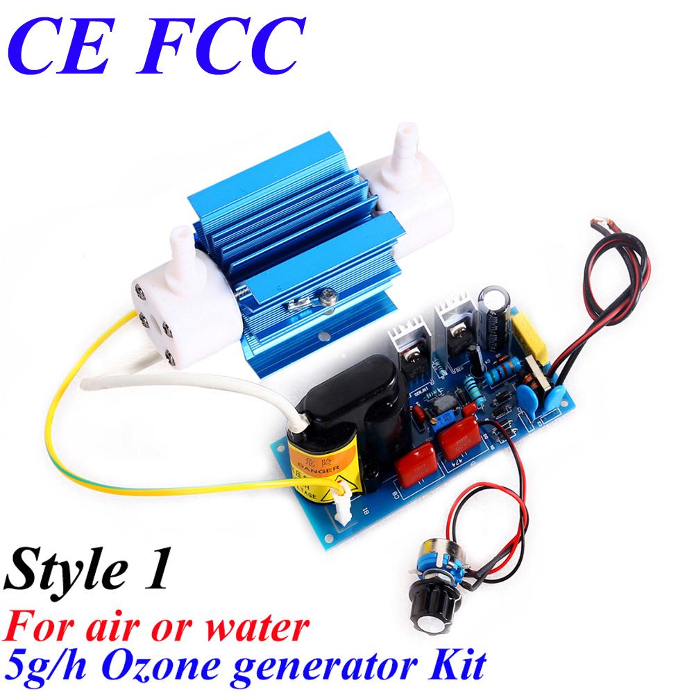 Фотография CE EMC LVD FCC high efficiency air ozonatore