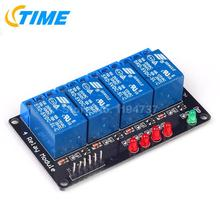 Buy 1PCS 4 Channel Relay Module lamp 5V Relay Module Relay Output arduino stock for $2.72 in AliExpress store