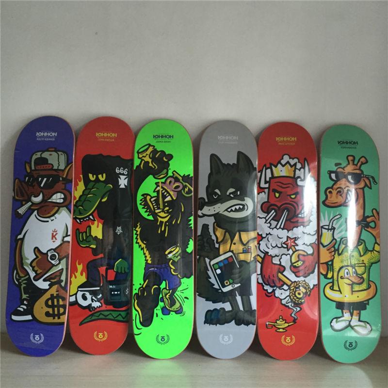 Popular Skateboard Deck Wood Buy Cheap Skateboard Deck