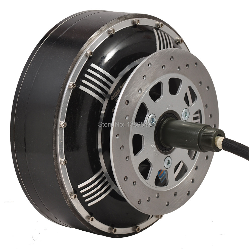 Buy Dual 8000w Electric Car Hub Motor
