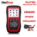 100 Original Autel MaxiCheck Pro ABS SRS SAS BMS EPB DPF Reset Tool Diagnostics Interface Electronic