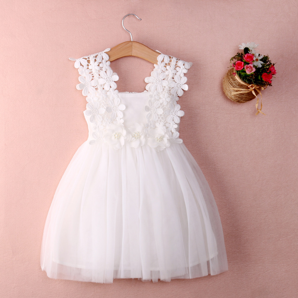 Lace flower girl dresses melbourne wedding dresses asian for Lace flower wedding dress
