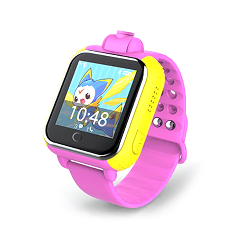 1pc Q10 GPS Tracker Watch 3G For Kids SOS Emergency WCDMA Camera GPS LBS WIFI Location Smart Wristwatch Q730 touch screen 1.54'(China (Mainland))