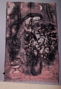 New 2014 100% Pure Mulberry Silk Chiffon Scarves Luxury Designer Scarfs Women Large Scarf Shawls Accessories 54x164 cm SF0192