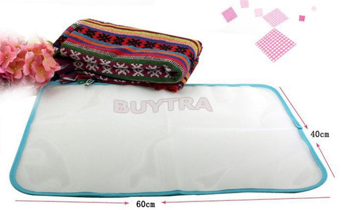 36x58cm Cloth Cover Protect Ironing Pad House Keeping Convenient Ironing Boards(China (Mainland))