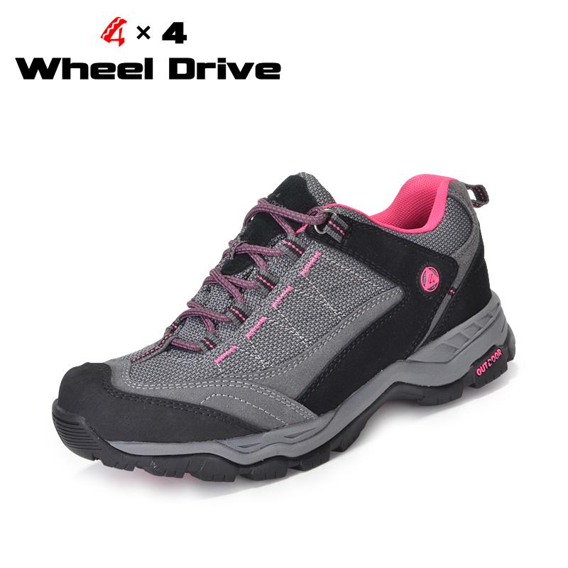 Free Shipping Women Shoes Outdoor Hiking Shoes Walking Shoes Fashion Waterproof Sneaker Shoes(China (Mainland))