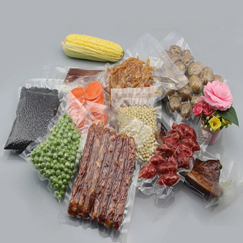 20*30cm Clear Open Top 100Pcs/ Lot Heat Seal Poly Pack Pouch Freezer Fish Meat Beef Red Dates Food Storage Vacuum Packaging Bag(China (Mainland))