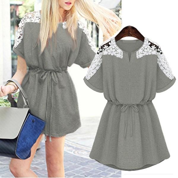 Женское платье NO 2015 Batwing s/xxl SKU139195 женское платье no s xxl