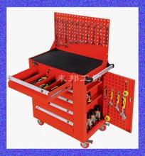 Tablero de clavija con cinco herramienta de compra / gabinete de herramienta / piezas del coche / auto reparación de herramientas / herramienta gabinete directo de fábrica